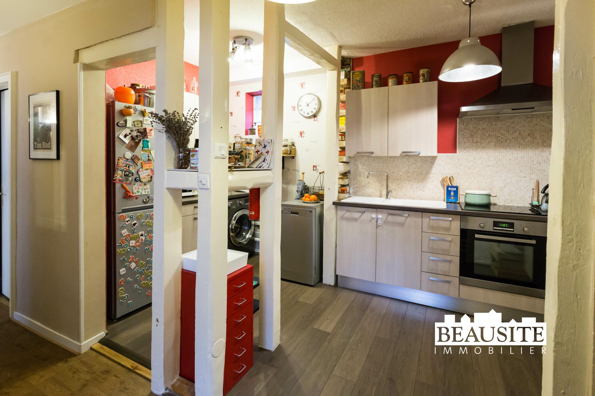 [Eliott] Un appartement coquet au cachet fou - Krutenau / rue de la Krutenau - nos ventes - Beausite Immobilier 5