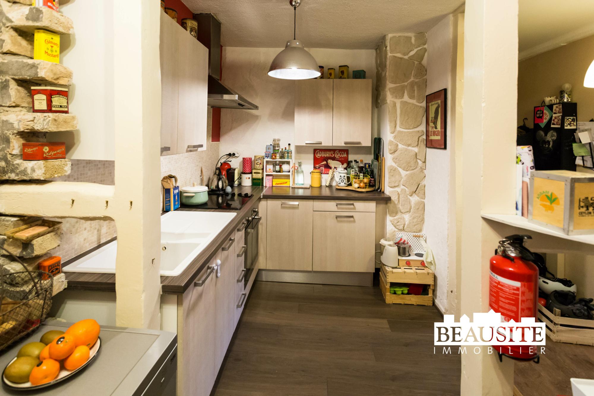 [Eliott] Un appartement coquet au cachet fou - Krutenau / rue de la Krutenau - nos ventes - Beausite Immobilier 8