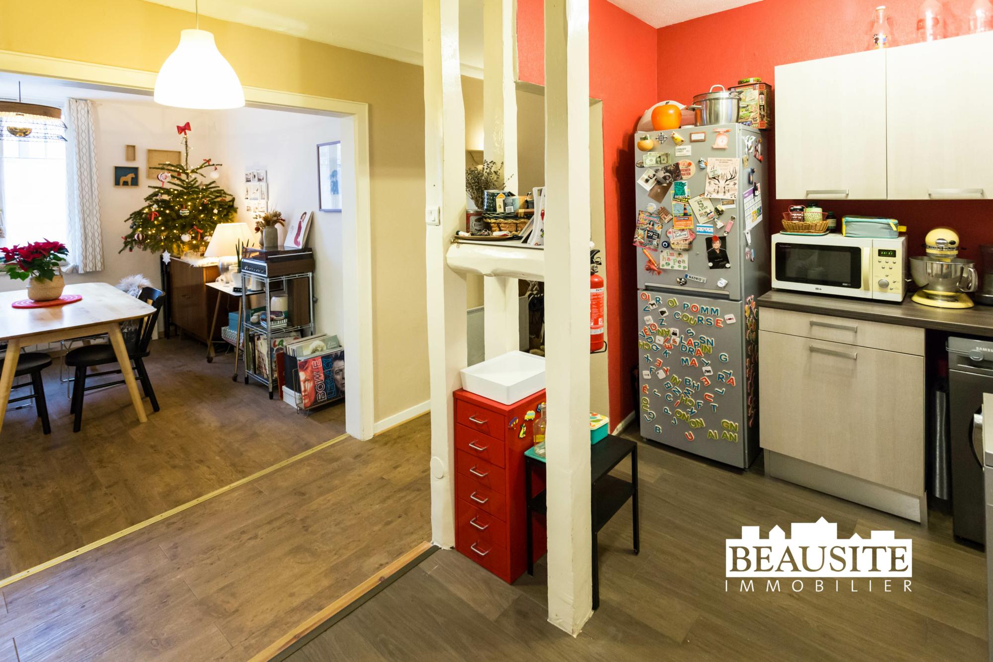 [Eliott] Un appartement coquet au cachet fou - Krutenau / rue de la Krutenau - nos ventes - Beausite Immobilier 9