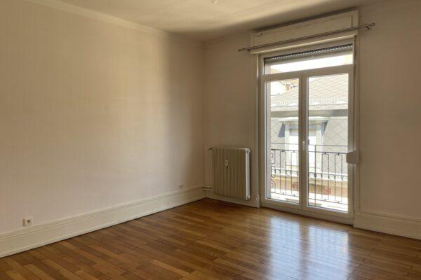 [Diva] Superbe 4 pièces avec balcon - Gare / rue de Rosheim