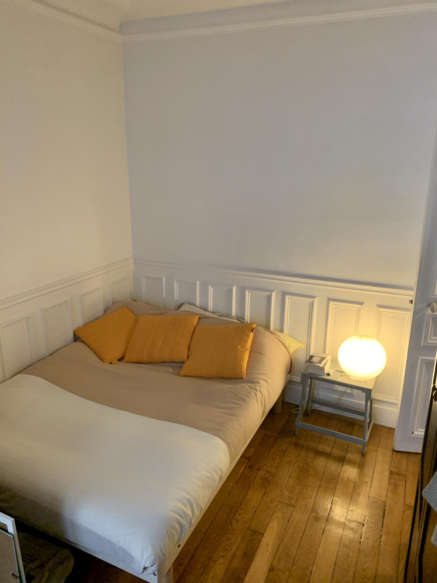 [Estampe] Lumineux 2 pièces - Paris 18 / rue Tardieu - nos locations - Beausite Immobilier 4