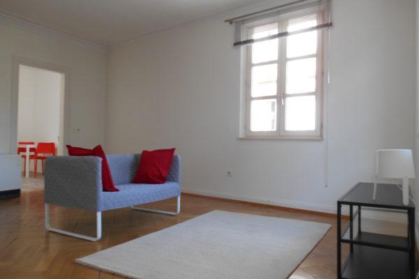 Superbe 2/3P meublé – Place de Zurich/Rue Orphelins