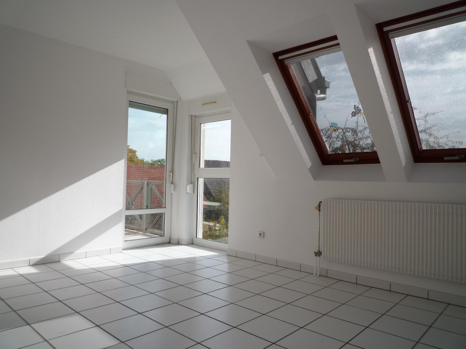 [Lila] Agréable 2 pièces avec balcon et garage - Fegersheim - nos locations - Beausite Immobilier 1