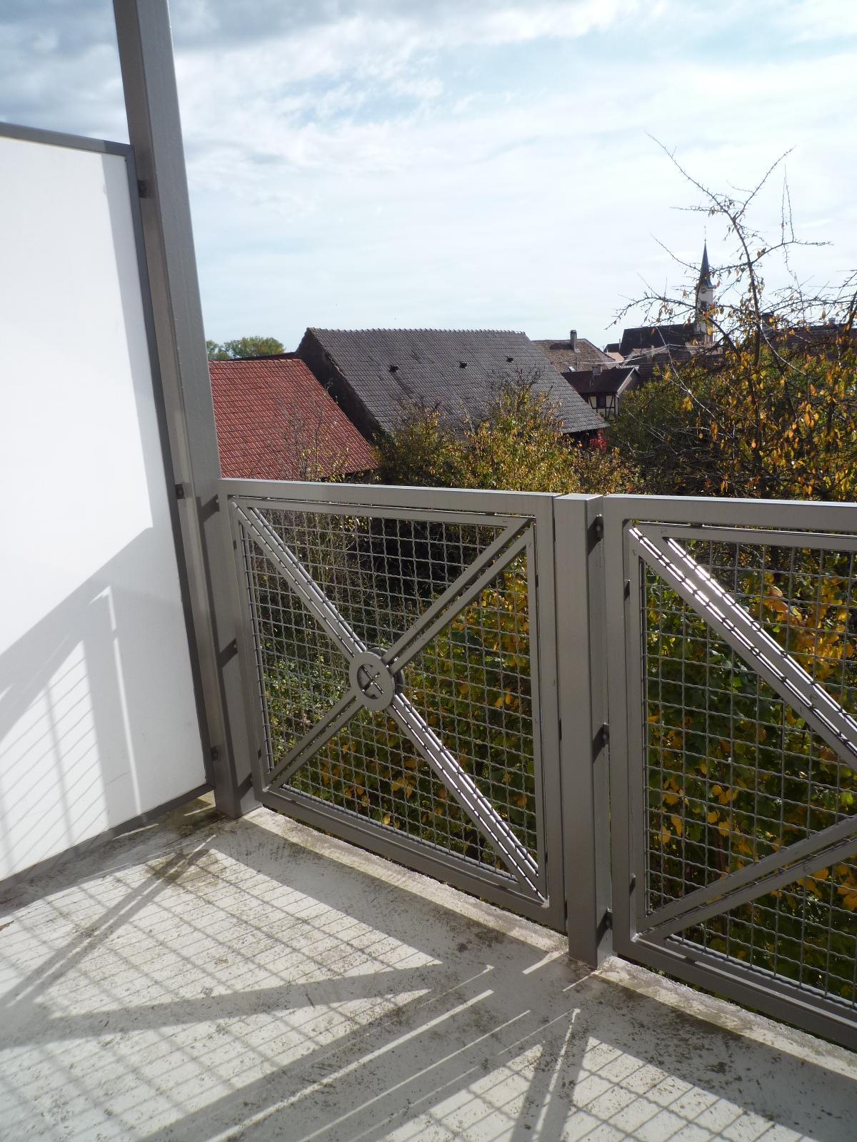 [Lila] Agréable 2 pièces avec balcon et garage - Fegersheim - nos locations - Beausite Immobilier 6