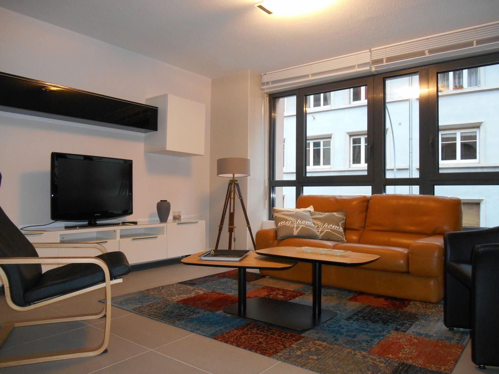 [Jazzy] Spacieux 2 pièces meublé - Gare / rue Kageneck - nos locations - Beausite Immobilier 1