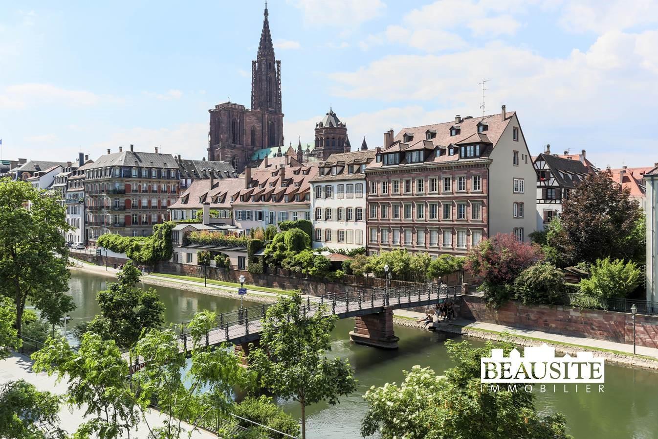 [Le Batelier] Agréable 2 pièces meublé - Krutenau / Quai des Bateliers - nos locations - Beausite Immobilier 7