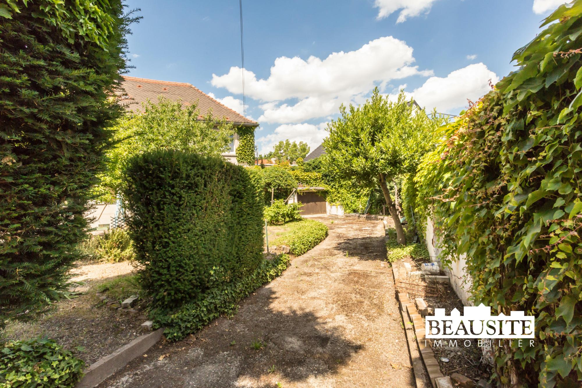 [Eden] Une maison au cœur du Neudorf et son jardin luxuriant - Neudorf / rue Saint-Urbain - nos ventes - Beausite Immobilier 3