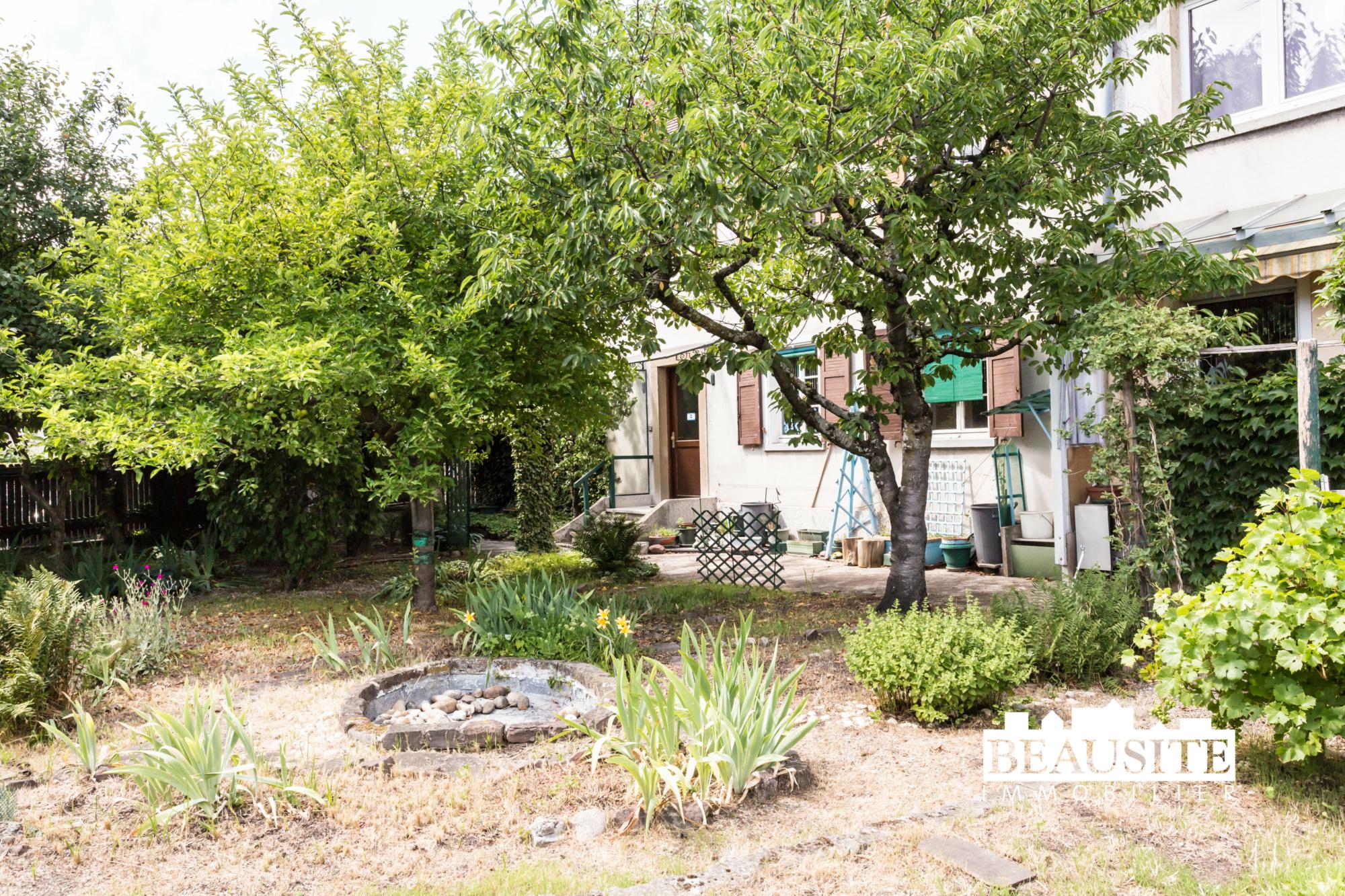 [Eden] Une maison au cœur du Neudorf et son jardin luxuriant - Neudorf / rue Saint-Urbain - nos ventes - Beausite Immobilier 4