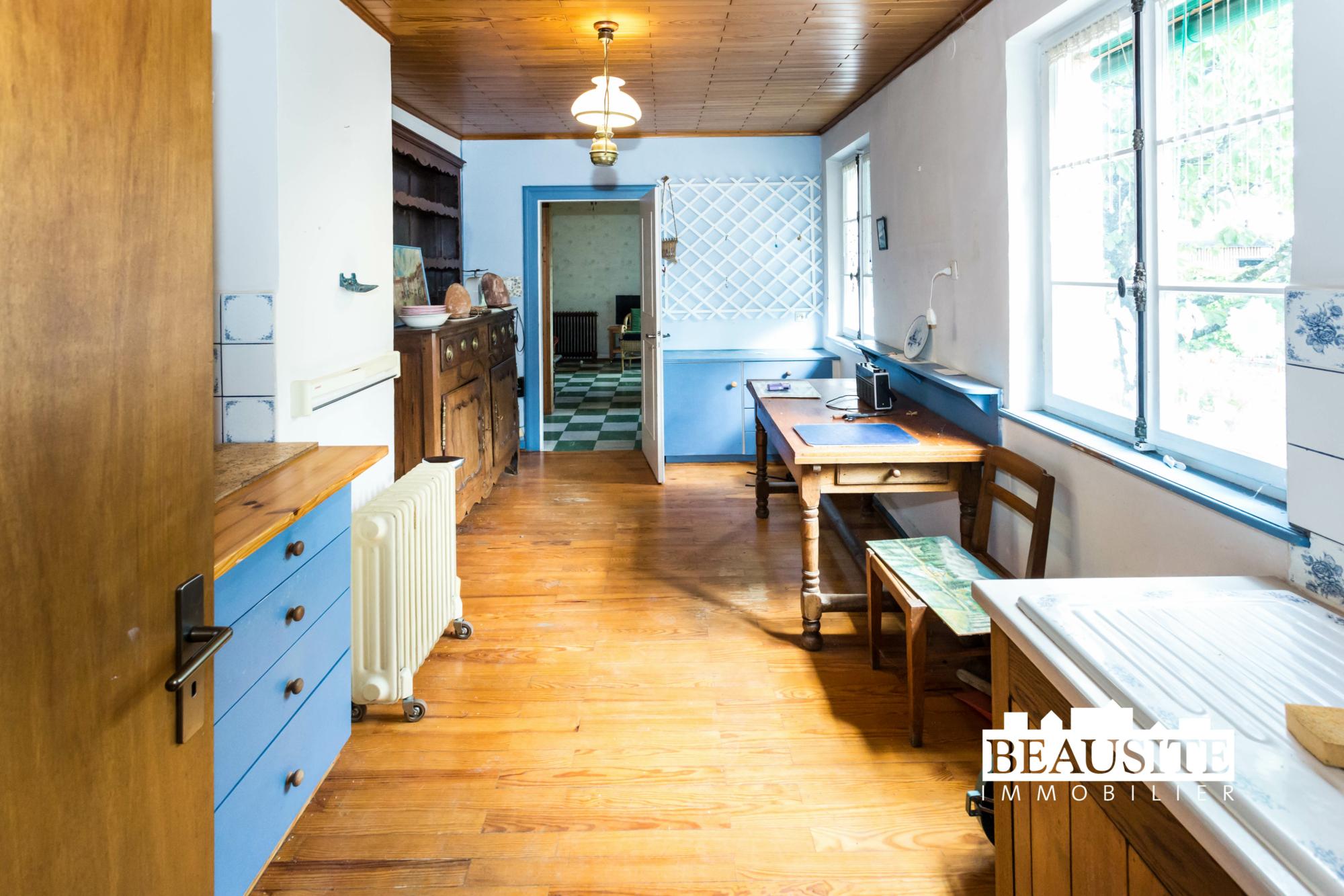 [Eden] Une maison au cœur du Neudorf et son jardin luxuriant - Neudorf / rue Saint-Urbain - nos ventes - Beausite Immobilier 8