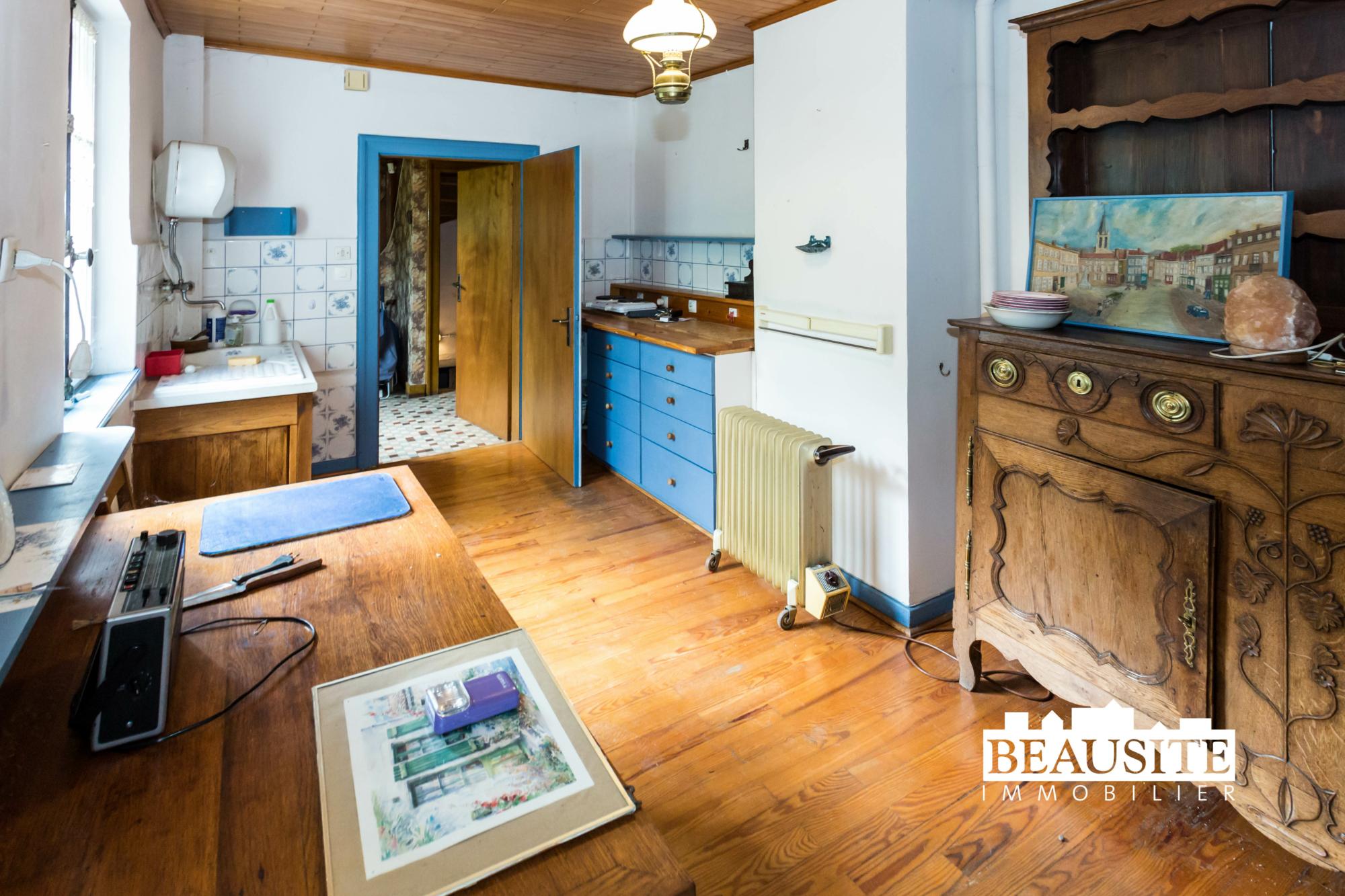 [Eden] Une maison au cœur du Neudorf et son jardin luxuriant - Neudorf / rue Saint-Urbain - nos ventes - Beausite Immobilier 9