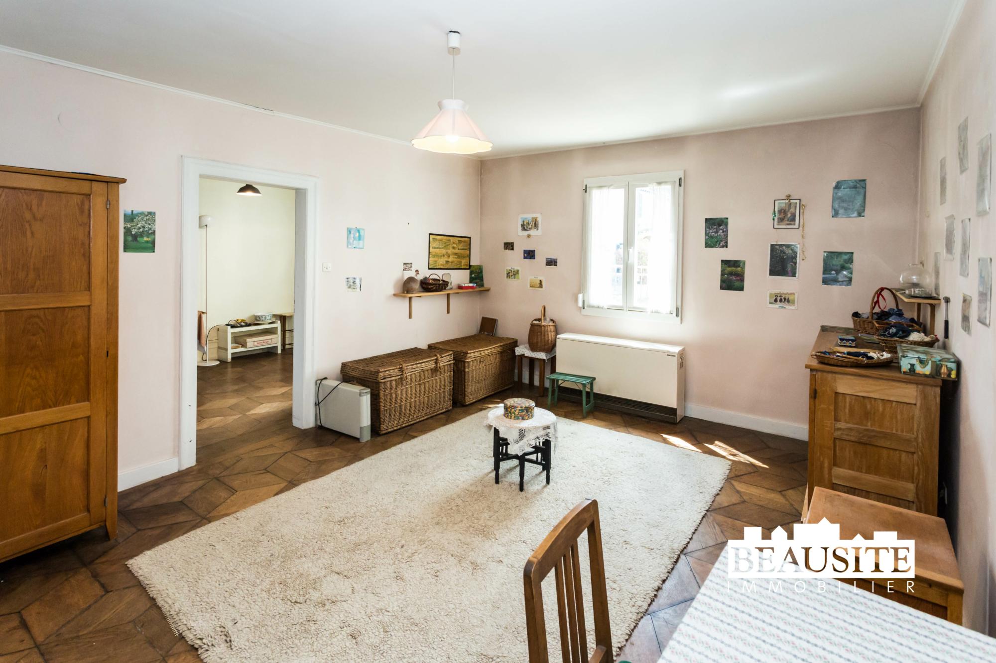 [Eden] Une maison au cœur du Neudorf et son jardin luxuriant - Neudorf / rue Saint-Urbain - nos ventes - Beausite Immobilier 16