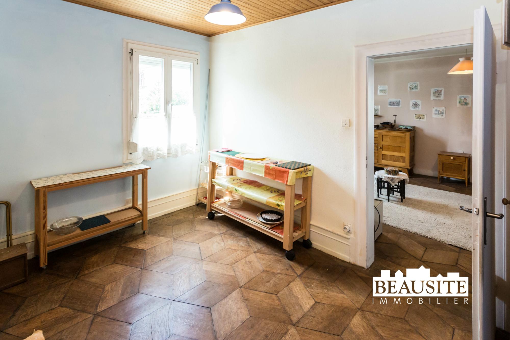 [Eden] Une maison au cœur du Neudorf et son jardin luxuriant - Neudorf / rue Saint-Urbain - nos ventes - Beausite Immobilier 17