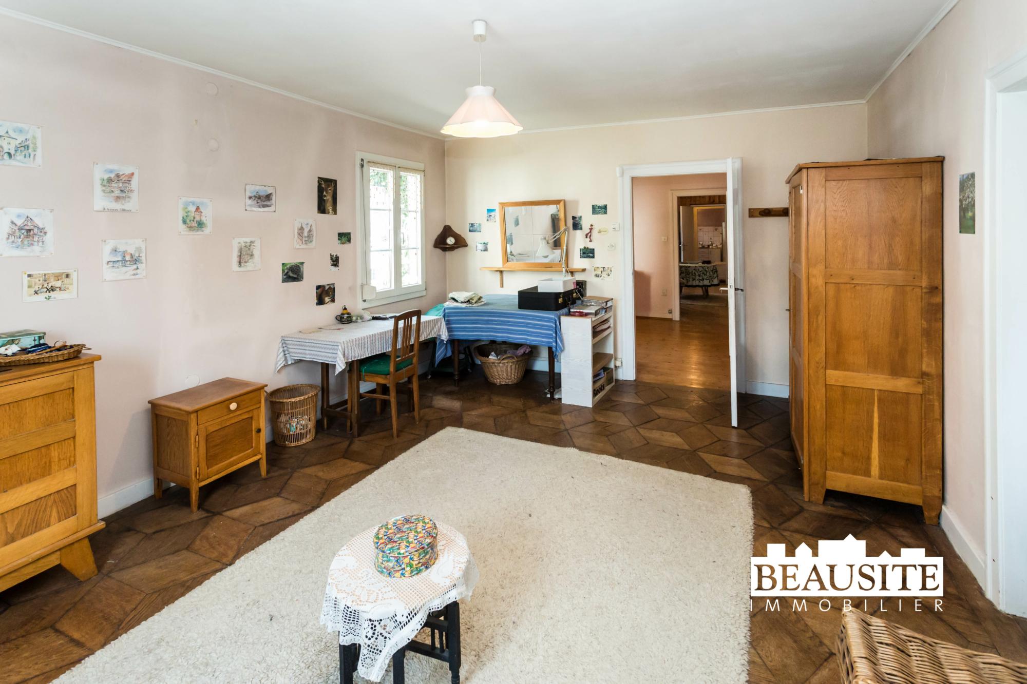 [Eden] Une maison au cœur du Neudorf et son jardin luxuriant - Neudorf / rue Saint-Urbain - nos ventes - Beausite Immobilier 18