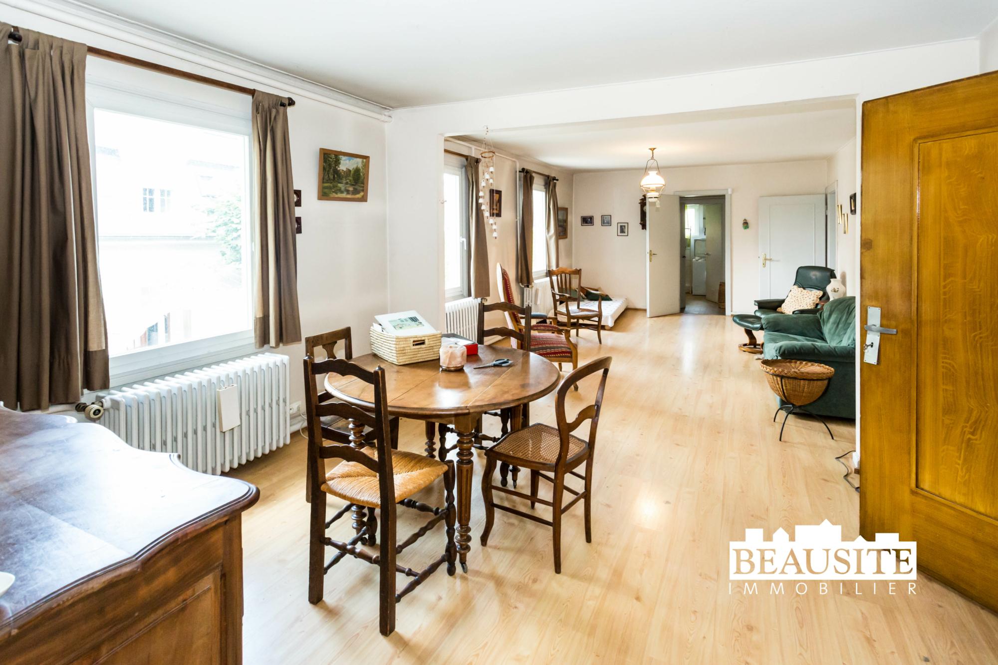 [Eden] Une maison au cœur du Neudorf et son jardin luxuriant - Neudorf / rue Saint-Urbain - nos ventes - Beausite Immobilier 14