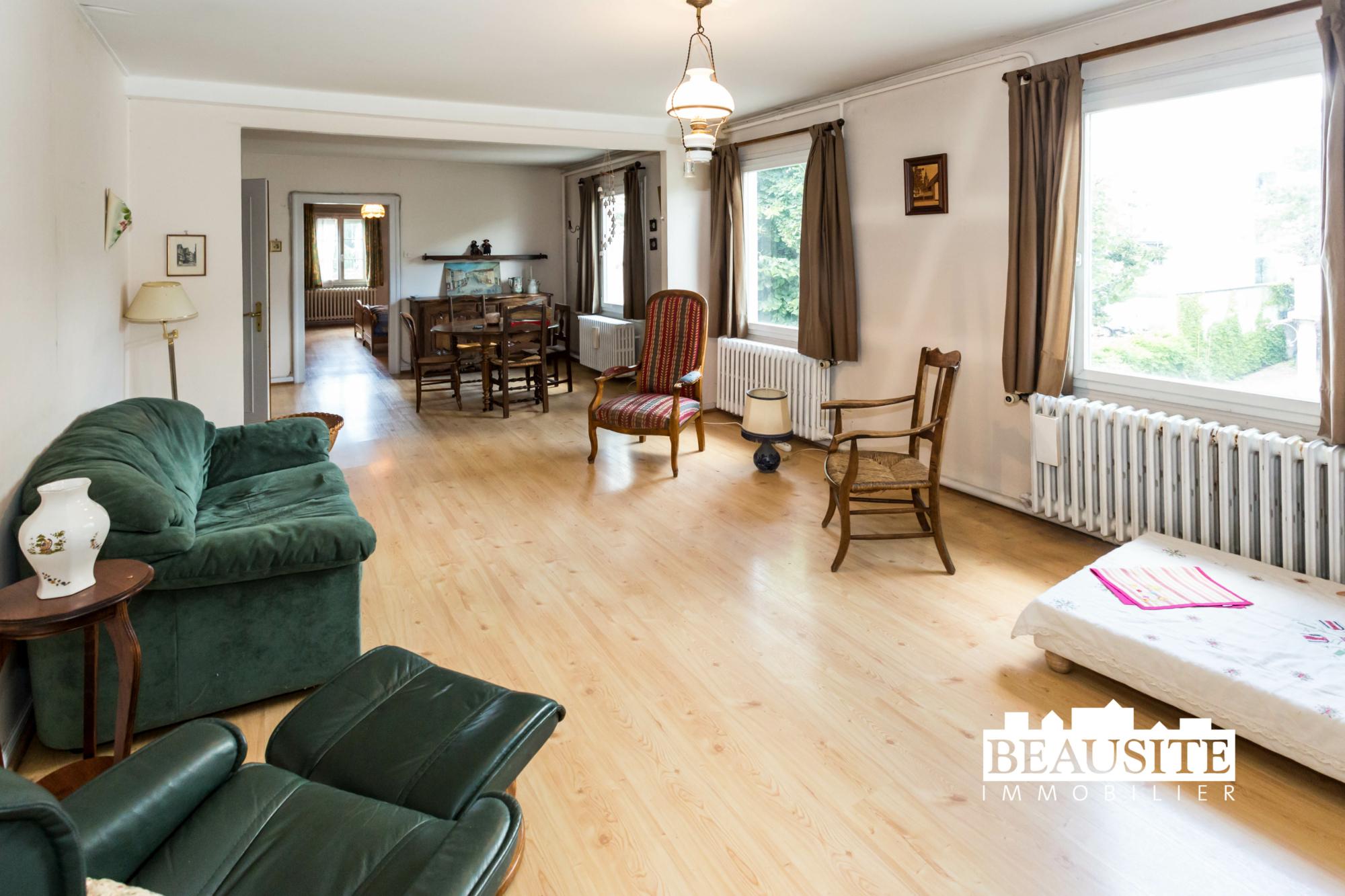 [Eden] Une maison au cœur du Neudorf et son jardin luxuriant - Neudorf / rue Saint-Urbain - nos ventes - Beausite Immobilier 13