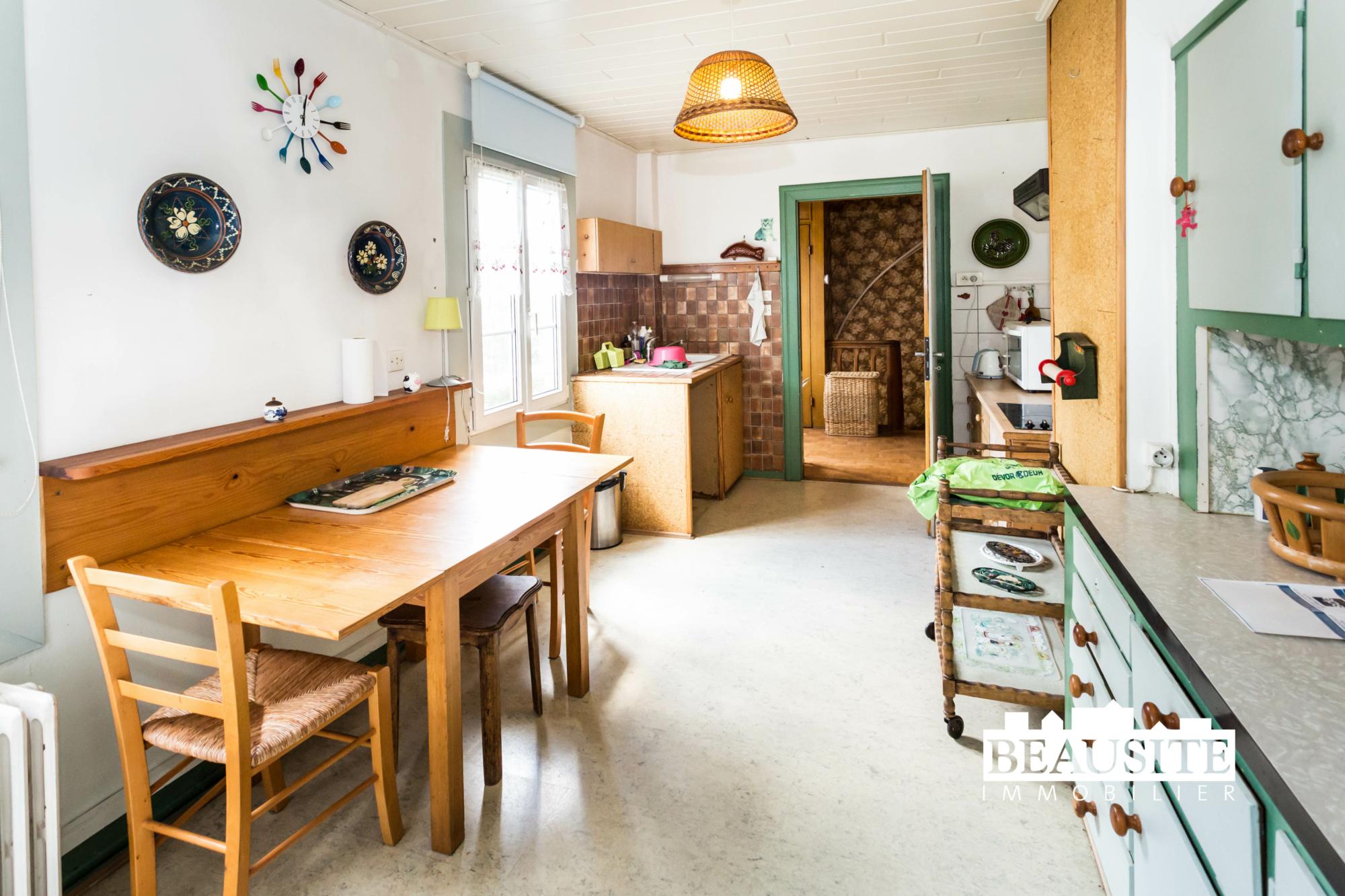 [Eden] Une maison au cœur du Neudorf et son jardin luxuriant - Neudorf / rue Saint-Urbain - nos ventes - Beausite Immobilier 21