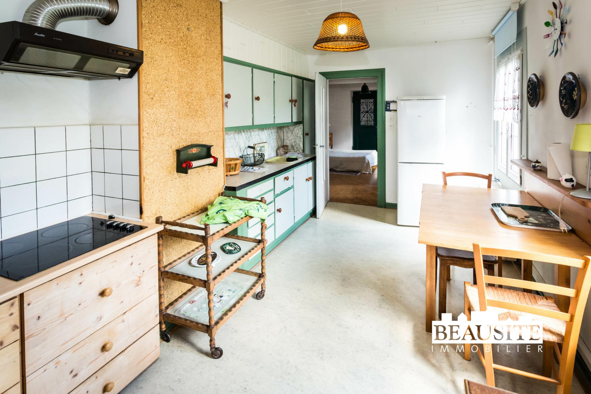 [Eden] Une maison au cœur du Neudorf et son jardin luxuriant - Neudorf / rue Saint-Urbain - nos ventes - Beausite Immobilier 22