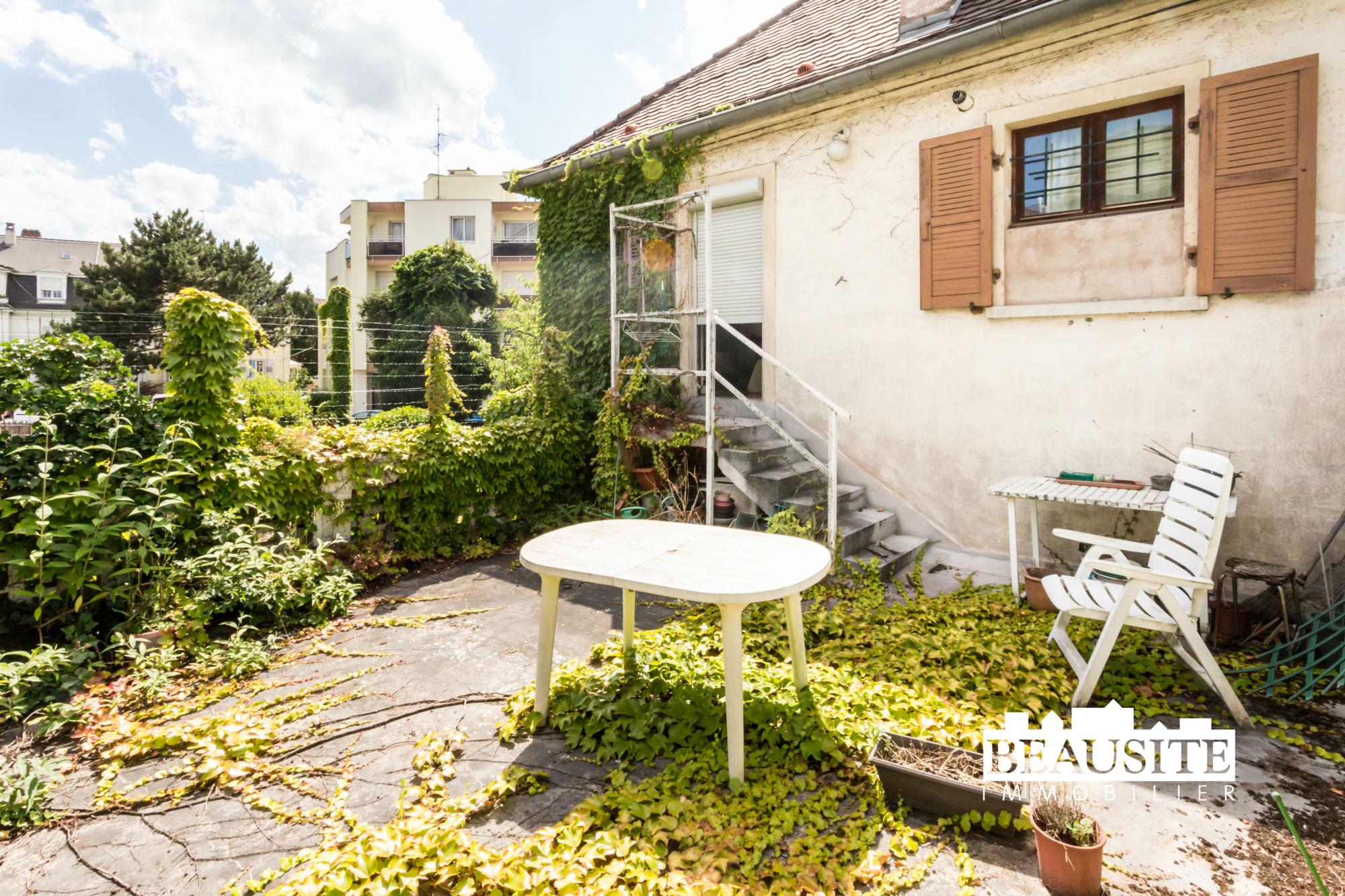[Eden] Une maison au cœur du Neudorf et son jardin luxuriant - Neudorf / rue Saint-Urbain - nos ventes - Beausite Immobilier 23
